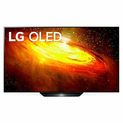 "LG OLED55BX6LB (2020) OLED HDR 4K Ultra HD Smart TV, 55"" + Freeview HD/Freesat HD, Dolby Atmos Sound & 5 Year Guarantee £879 Hughes / eBay"