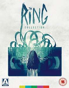 The Ring Collection [Blu-ray] £19.99 + £2.99 Non Prime @ Amazon