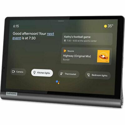 "Lenovo Yoga ZA3V0047GB Smart Tab Tablet w/Google Assistant 4GB/64GB 10.1"" IPS FHD - £151.99 (Using Code) @ laptopoutletdirect / eBay"