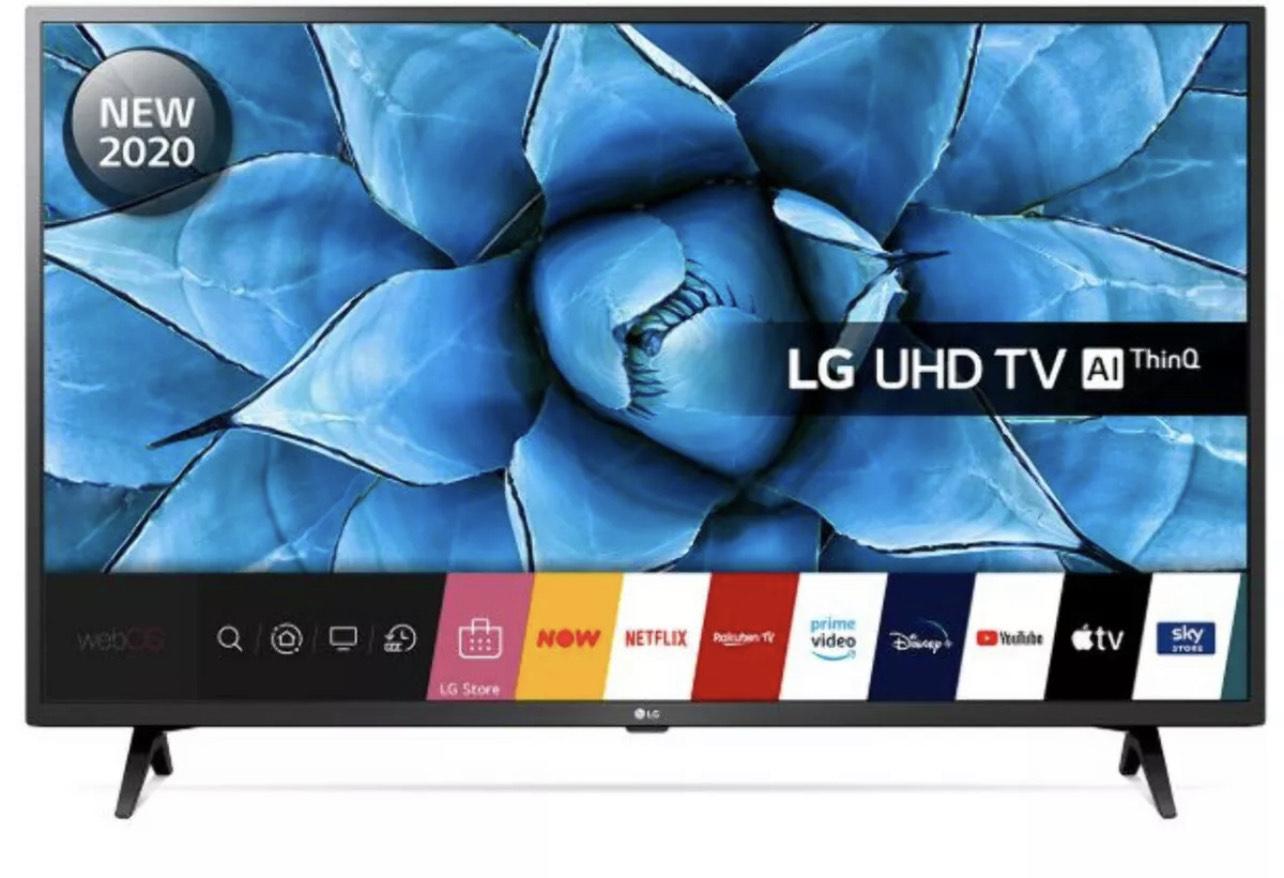 LG 55UN73006 55 Inch 4K Ultra High Definition Smart Television £389 @ ebay /