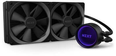 NZXT Kraken X63 280mm All-in-One RGB Liquid CPU Cooler Cooler Type: Liquid £87.99 using code @ Box Deals / Ebay