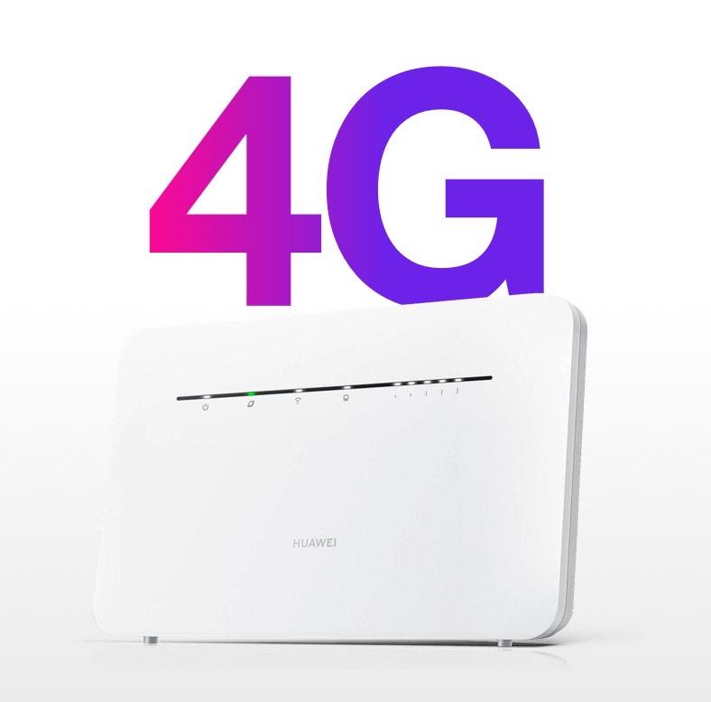 FREE APPLE TV or FREE Nest Hub + Nest Audio on 4G HomeFi Broadband (24 months x £22 = £528) - Three