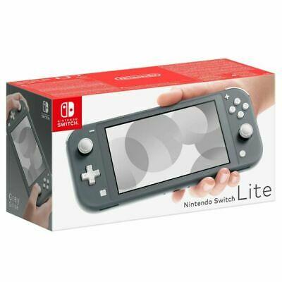 Nintendo Switch Lite Grey Console UK - Brand New & Sealed Free UK P&P £167.99 @ ebay / boss_deals