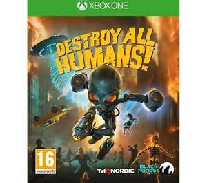 Destroy All Humans Xbox One Edition £14.38 @ currys_clearance/ eBay