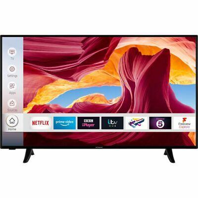 Techwood 43AO9UHD 43 Inch TV Smart 4K Ultra HD LED Freeview HD 3 HDMI - £223.20 (UK Mainland) @ AO / ebay