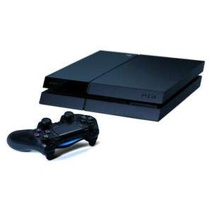 Refurbished Sony PlayStation 4 (PS4) 500GB - Jet Black Console with Controller & Wires £91.99 with code @ Music Magpie / eBay