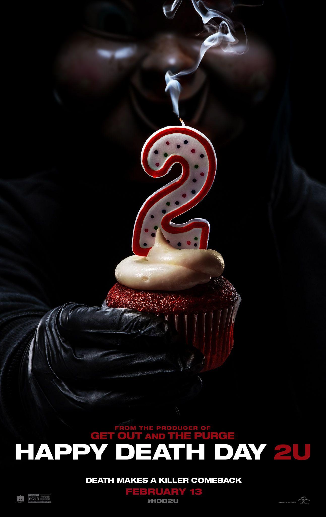 Happy Death Day 2U (4K UHD) to own @ Amazon Prime Video