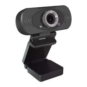 Xiaomi IMILAB 1080p Full HD USB WebCam + Mic PC MAC - Black - £16 with code Delivered @ MyMemory