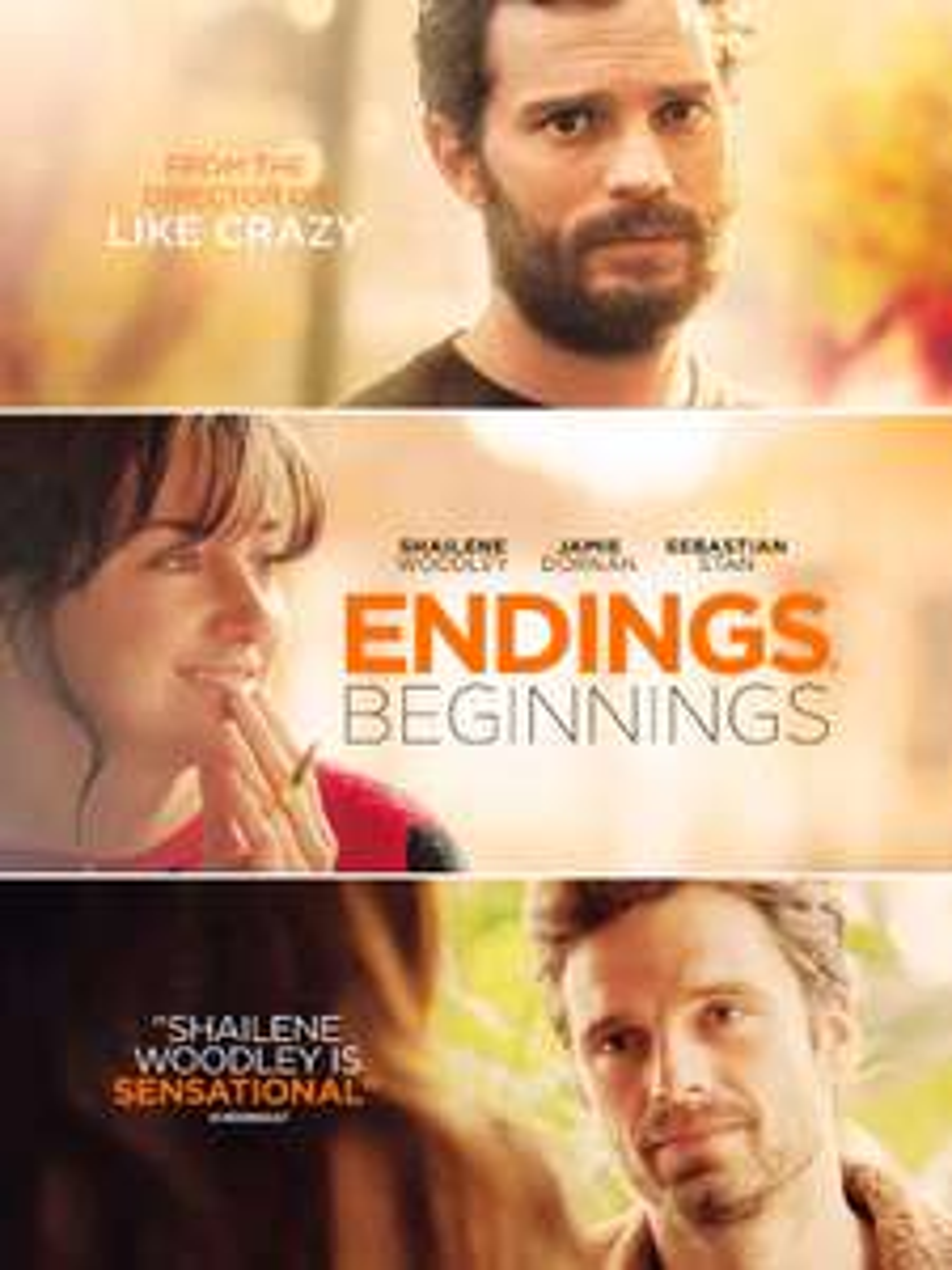 Endings, Beginnings (2020) HD to own 99p @ Amazon Prime Video