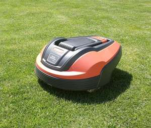Flymo Robotic Mower 1200R Electric Wheeled Mower - Brand New £389.99 with code Flymo / Ebay