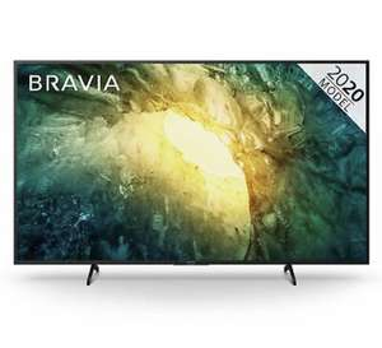 Sony Bravia KD65X7052PBU 65 LED 4K HDR TV - £589 (With Code) @ Hughes / eBay