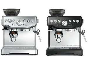 Sage The Barista Express BES875/SES875 Bean to Cup Coffee Machine Silver/Black £264.99 Used with code @ xsitems_ltd ebay