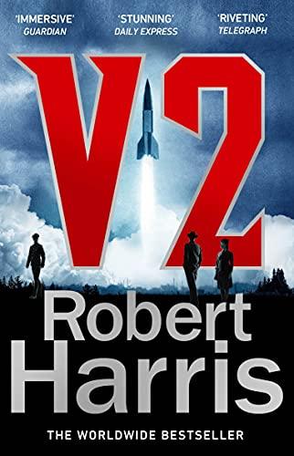 V2 (Kindle Edition) by Robert Harris - 99p @ Amazon