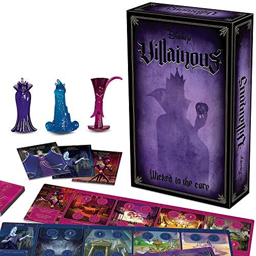 Disney Villainous Wicked to The Core Strategy Game - £15.08 Prime / £19.57 Non-Prime at Amazon