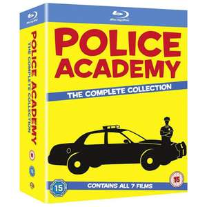 Police Academy The Complete Collection 1-7 (Blu-ray) - £12.99 Delivered @ TheEntertainmentStore / eBay