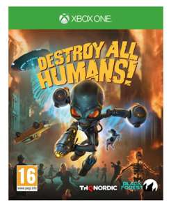Destroy All Humans Xbox one £11.95 @ The Game Collection