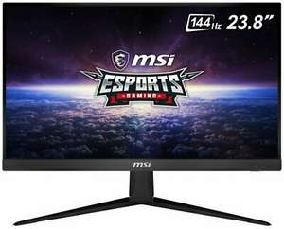 """MSI Optix G241 24"""" IPS 144Hz Full HD Gaming Monitor £157.38 using code @ Ebuyer / Ebay"""