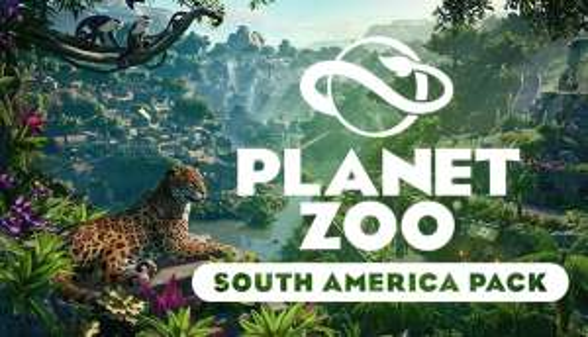 [Steam] Planet Zoo: South America Pack (PC/Steam) - £6.89 @ Gamersgate