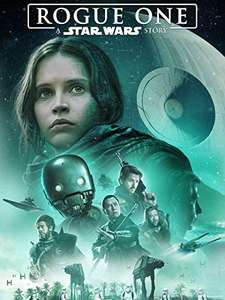 Rogue One: A Star Wars Story 4K UHD to own £3.99 @ Amazon Prime Video