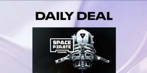 Oculus VR Daily Deal - Space Pirate Trainer £8.99 @ Oculus