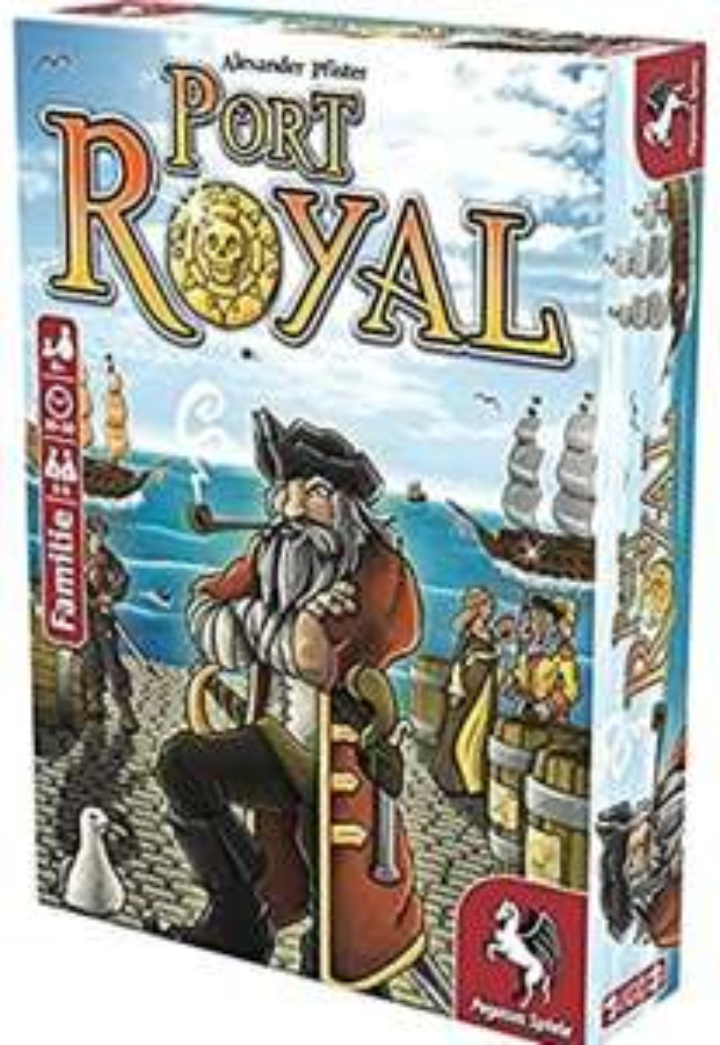 Port Royal Card Game Board Game £5.85 prime / £10.34 non prime (UK Mainland) Sold by Amazon EU @ Amazon