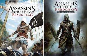 [PC] Assassin's Creed IV Black Flag Deluxe + Season Pass & Freedom Cry - £4.19 (Shopping optimization) @ Ubisoft Store