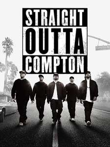Straight Outta Compton (Director's Cut) (4K UHD) £4.99 to buy @ Prime Video