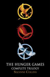 The Hunger Games Trilogy by Suzanne Collins on Kindle £6.09 @ Amazon