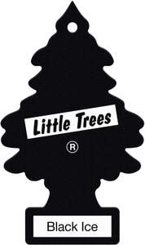 Little Trees Air Freshener Tree, Black Ice - £1.00 Prime / +£4.49 non Prime @ Amazon