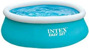 Intex 6ft x 20in Easy Set Swimming Pool - £19.75 delivered with code @ toybarnhaus / eBay