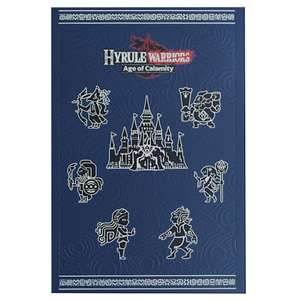 Hyrule Warriors: Age of Calamity Notepad 450 Platinum Coins + £1.99 delivery @ My Nintendo