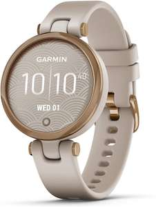 Garmin Lily Smartwatch Sport Edition - Rose Gold Bezel with Light Sand Case and Silicone Band - £148.58 @ Amazon EU (UK Mainland)