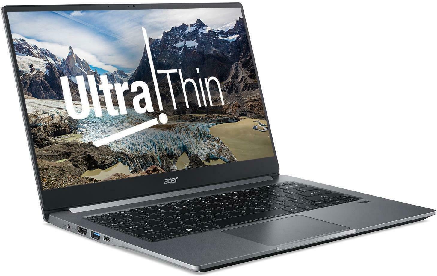 "Acer Swift 3 14"" Intel Core i7 1065G7/16GBRAM/512GB SSD/IrisPlus Graphics/FHD IPS Screen/Thunderbolt 3 Laptop £619.97 Using Code @ Box/eBay"