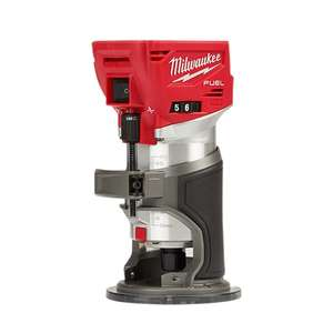 Milwaukee FUEL M18 Compact Router (Bare Tool, US Import) - £132.59 delivered @ Amazon US