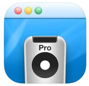 Free iOS App: Remote Control & Mouse [Pro] at Apple Store