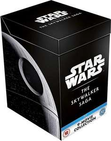 Star Wars: The Skywalker Saga Complete Box Set Blu ray 18 Discs (used) £39.95 delivered @ CEX