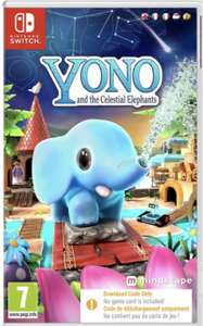 Yono and the celestial elephants - Download Code Switch Game £5 - instore at Smyths Toys Carlisle