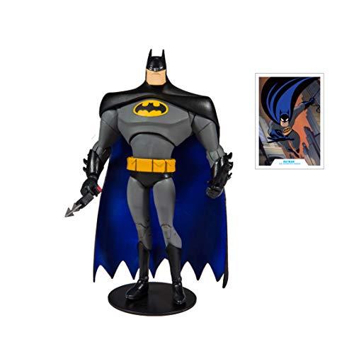 McFarlane Toys 15501-3 DC Batman Action Figure, Multicolor £9.99 + £4.49 NP @ Amazon