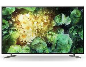 """Sony KD43XH8196BU 43"""" 4K Ultra HD Television - 5 Year Cover Included Delivered £479 with code @ Peter Tyson / ebay"""