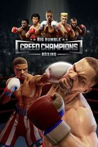 Big Rumble Boxing: Creed Champions [Xbox One / Series X|S] Pre-Order £21.85 @ Xbox Store Iceland
