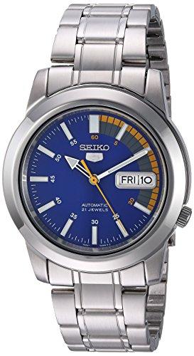 "Seiko 5 Automatic 21 Jewels SNKK27K ""Speed Racer"" Watch, 38mm, Hardlex, 7S26C, 30M WR, £68.82 UK Mainland Sold by Amazon US Store @ Amazon"