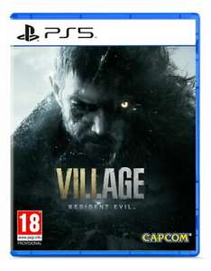 Resident Evil Village (PS5) used (very good) - £35.48 with code @ musicmagpie / ebayy