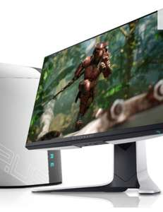 """ALIENWAREAW2521HFLA Full HD 24.5"""" LED Gaming Monitor - White 240hz - £299 with code @ Currys PC World"""
