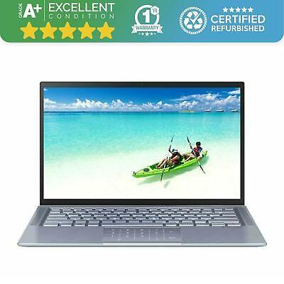 "ASUS 14"" ZenBook Refurbished Grade A- IPS USB C, Ryzen 5 3500u, 8GB RAM, 256SSD, £386.49 (£399.99 grade A+) sold by Studentcomputers / ebay"