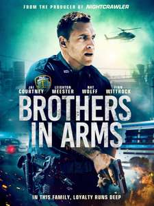Brothers in Arms (2019) HD to own Amazon Prime Video - 99p
