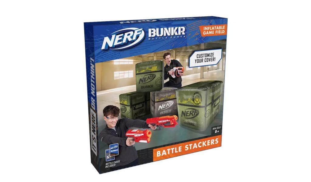 Nerf BUNKR Battle Cubes - £10 (Free Click & Collect) @ Argos