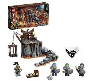Lego Ninjago 71717 Journey to the Skull Dungeons only £10 instore at B&M (Chatham)