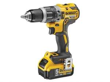 Dewalt DCD796P2 Combi Drill 18V XR Brushless 2x5.0Ah Batteries, Case, Charger - £169.99 @ Powertool Mate