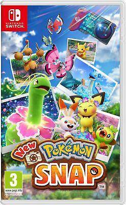 Pokemon snap (Nintendo Switch) - £37.59 with code @ boss deals / eBay