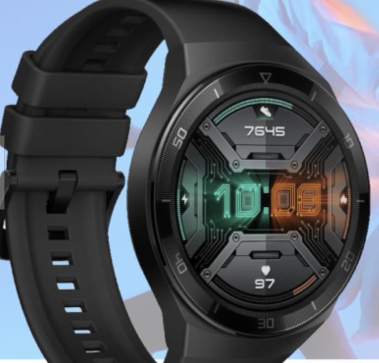 Huawei gt2e smart watch - £79.96 with code @ eBay / red-rock-uk